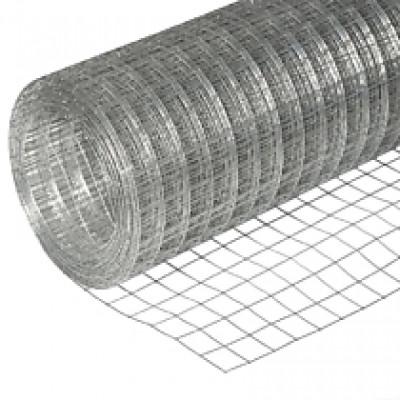 Сварная в рулоне оцинк.25х25х2.0 (1х25)